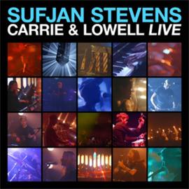 """Sufjan Stevens Carrie & Lowell Live 12"""" Vinyl (Translucent Blue Vinyl)"""
