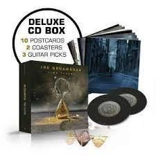 Joe Bonamassa Time Clocks CD - Deluxe-