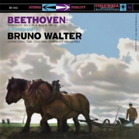 "Bruno Walter Beethoven Symphony No. 6 ""Patorale"" 200g LP"
