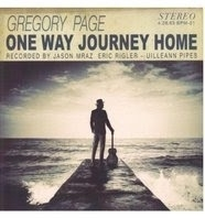 Gregory Page - One Way Journey Home LP + CD