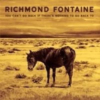 Richmond Fontaine You Can't Go Back If LP + CD - Yellow Vinyl-