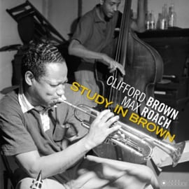 Clifford & Max Roach Brown Study In Brown LP