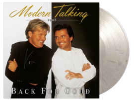 Modern Talking Back For Good 2LP - Coloured Vinyl-