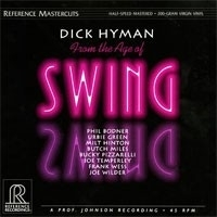 Dick Hyman - From The Age Of Swing HQ 45rpm 2LP
