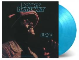 Donny Hathaway Live LP -Blue Vinyl-