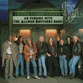THE ALLMAN BROTHERS BAND An Evening With The Allman Brothers Band: First Set 2LP