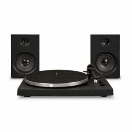 Crosley T150 - Black- Nieuw + Gratis Plaat