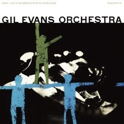 Gil Evans Orchestra - Great Jazz Standards LP