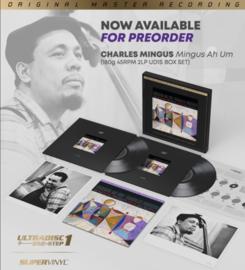 Charles Mingus Mingus Ah Um UltraDisc One Step UD1S - 45rpm 180g 2LP Box Set