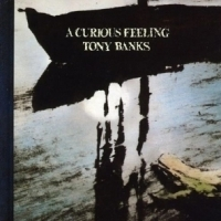 Tony Banks - A Curious Feeling LP