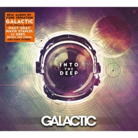 Galactic Into The Deep LP
