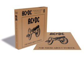 Ac/Dc For Those About To Rock Puzzel