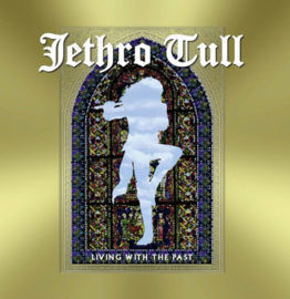 Jethro Tull Living With The Past LP + CD