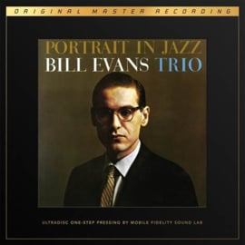 Bill Evans Trio Portrait In Jazz UltraDisc One Step UD1S - 45rpm 180g 2LP Box Set
