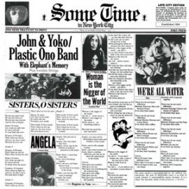 John Lennon Some Time In New York City 180g 2LP