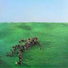 Squid Bright Green Field LP
