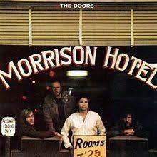 Doors Morrison Hotel LP