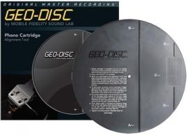 Mobile Fidelity Geo Disc Cartridge Aligment Disc