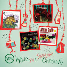 Verve Wishes You A Swinging Christmas 4LP Box Set