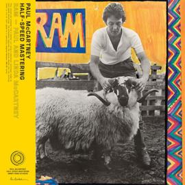 Paul McCartney and Linda McCartney Ram 2LP  -Half-Speed Master -