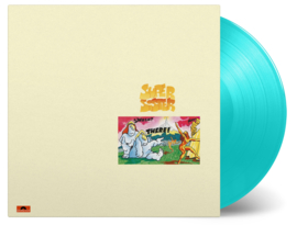 Supersister Pudding and Gisteren LP - Turquoise Vinyl-