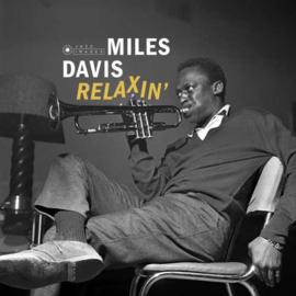 Miles Davis Relaxin' LP