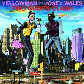 Yellowman & Josey Wales Two Giants Clash LP