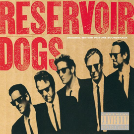 ORIGINAL SOUNDTRACK RESERVOIR DOGS 1LP -