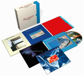 Dire Straits Complete Album Collection 6CD
