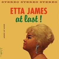 Etta James At Last  LP