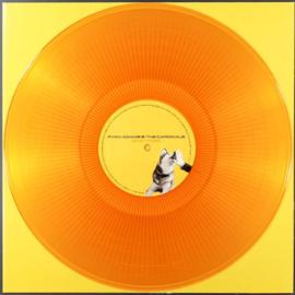 Ryan Adams Easy Tiger LP - Orange Vinyl-