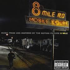 Eminem 8 Mile 2LP