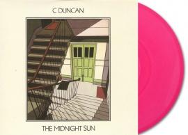 C. Duncan The Midnight Sun LP - Coloured Pink Vinyl-