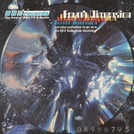 VARIOUS ARTISTS BBC RADIOPHONIC - FOURTH DIMENSION 1LP