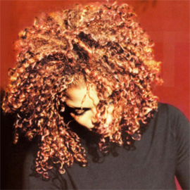 Janet Jackson The Velvet Rope 2LP