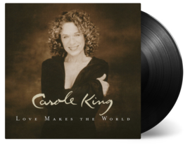 Carole King Love Makes The World LP