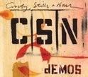 Crosby Stills Nash - Demos HQ LP