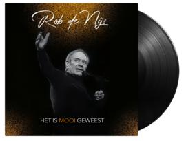 Rob De Nijs 'T Is Mooi Geweest LP
