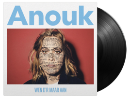Anouk Wen D'r Maan Aan LP