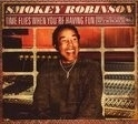 Smokey Robinson - Time Flies Whe Your Having Fun LP