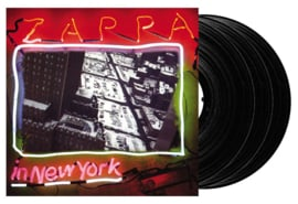 Frank Zappa Zappa In New York  3LP -40th Anniversary-