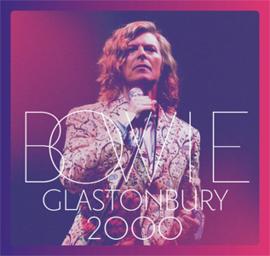 David Bowie Glastonbury 2000 2CD & 1DVD