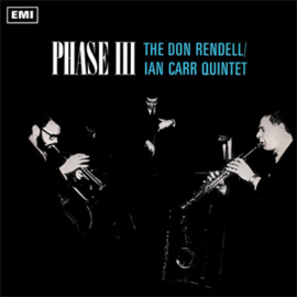 The Don Rendell-Ian Carr Quintet Phase III 180g LP