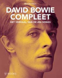 David Bowie Compleet Boek