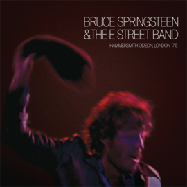 Bruce Springsteen & The E Street Band Hammersmith Odeon, London '75 4LP