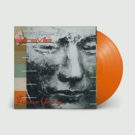 Alphaville Foever Young LP - Orange Vinyl-