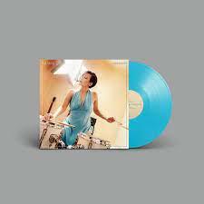 K.D. Lang Makeover LP -Transparent Turquoise Vinyl-