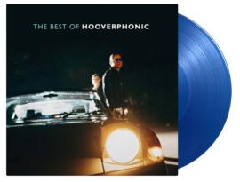 Hooverphonic Best Of 3LP - Blue Vinyl-
