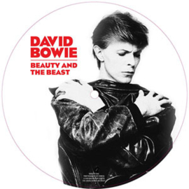 "David Bowie Beauty and The Beast 45rpm 7"" Vinyl (Picture Disc)"