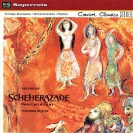Rimsky-Korsakov - Scheherazade HQ LP